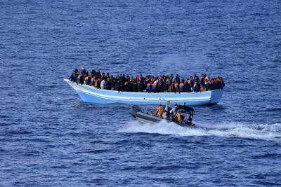 146 migrantes desaparecen en naufragio en el Mediterráneo
