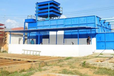 Este domingo se inaugura la planta de tratamiento