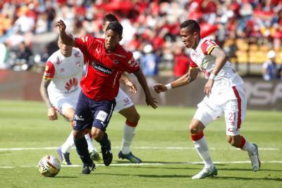Nacional y Pasto abren el telón de la fecha 11 de la Liga Águila