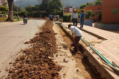 Reponen redes de acueducto  entre La Rioja y La Argentina