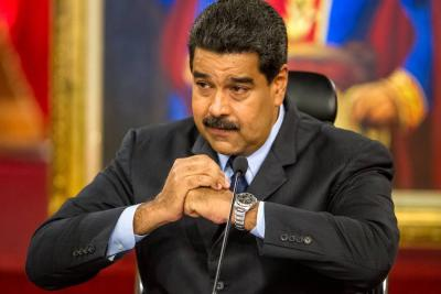 """Maduro niega que en Venezuela haya """"ruptura del orden constitucional"""""""