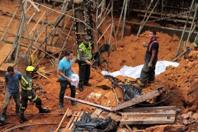 Emergencia con obreros en Bucaramanga: una tragedia anunciada