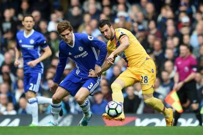 Crystal Palace frenó al Chelsea en la 'Premier'