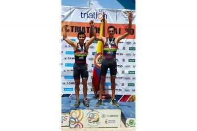 Triatletas de la región brillaron en el Nacional