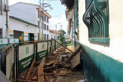 Seguirá lloviendo en Bucaramanga hasta mediados de julio