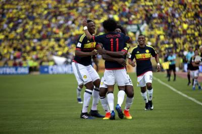Colombia, quinta en la clasificación Fifa que estrena líder