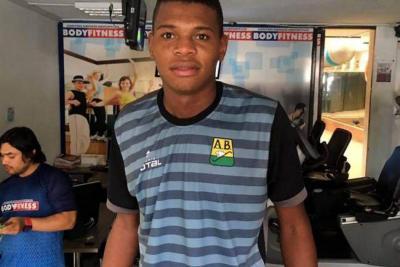 Nicolás Palacios fue desvinculado del Atlético Bucaramanga por indisciplina