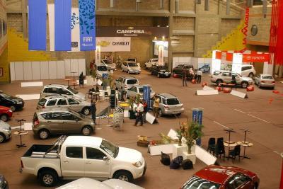 En el primer trimestre, en Bucaramanga y el área se vendieron 2.078 vehículos