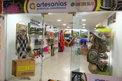 Artesanías Auténticas Colombianas