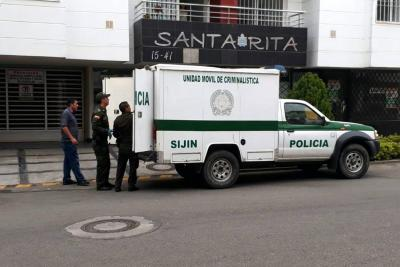 Investigan muerte de mujer que cayó de un edificio en Bucaramanga