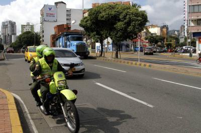Peatón resultó herido por bala perdida en medio de un robo en Bucaramanga