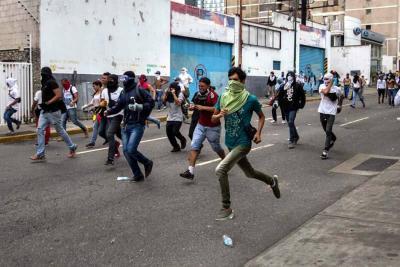 Dos personas fueron asesinadas durante las protestas en Venezuela