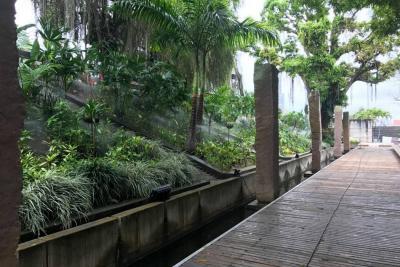 Entrada al Parque del Agua de Bucaramanga es gratuita