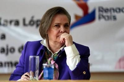 Clara López, Ministra de Trabajo, renunció al Polo Democrático