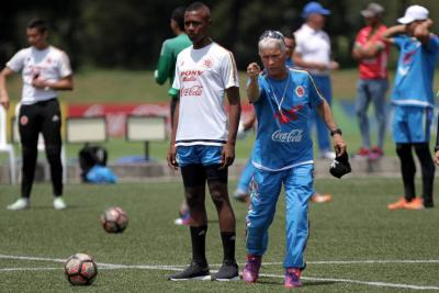 Dos santandereanos en la tricolor Sub-17