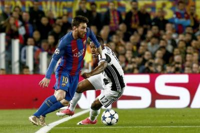No hubo milagro en el Camp Nou y el Barcelona fue eliminado por la Juventus