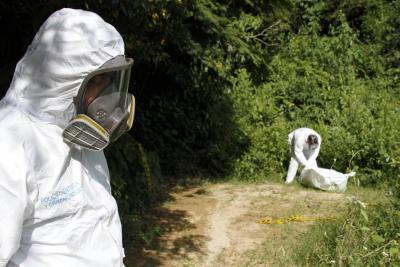 Múltiples puñaladas registra cadáver hallado en La Cumbre