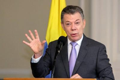 Presidente Santos es considerado una de las 100 personas más influyentes del mundo