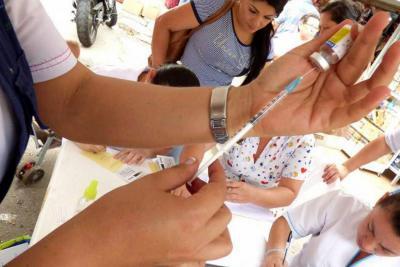 Desde hoy Floridablanca empieza a 'inmunizarse'