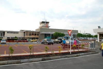 No le fue bien al Aeropuerto Yariguíes en Semana Santa