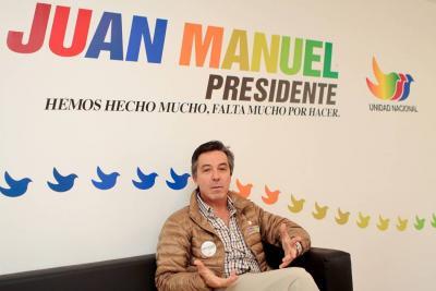 Imputarán cargos a exgerente de campaña Santos por caso Odebrecht