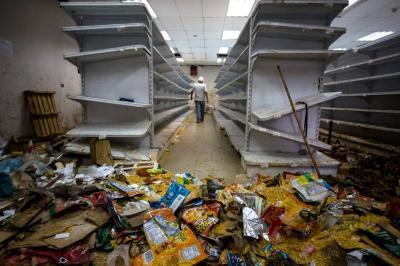 20 muertos dejan tres semanas de protestas en Venezuela