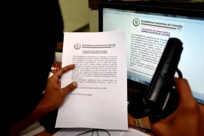 Autoridades de Barrancabermeja no dan crédito a nuevo panfleto