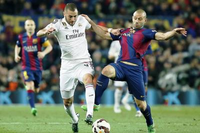 Real Madrid - Barcelona, el Clásico que puede sentenciar la Liga