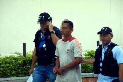 Detienen a joven por acceso carnal abusivo en Santander