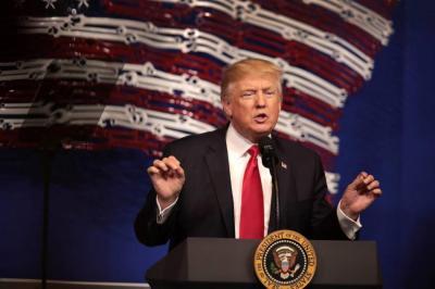 Encuestas revelan que Trump es el presidente con la popularidad más baja de la historia