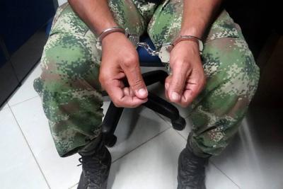 Soldado habría abusado sexualmente de un bebé de cuatro meses