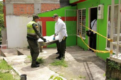 Asesinan de varias puñaladas a hombre en silla de ruedas en Floridablanca
