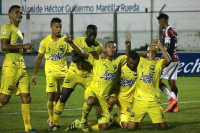 Atlético Bucaramanga venció 1-0 al Unión Magdalena en la Copa Águila
