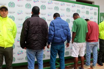 Cayó temida banda acusada de robar $41 millones en Girón