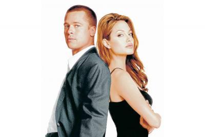 Angelina y Brad asisten  a la misma terapeuta