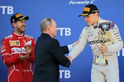 Valtteri Bottas ganó su primera carrera en Fórmula 1