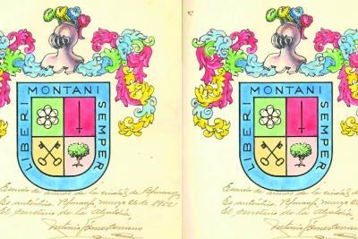 Este es el error histórico que tiene el escudo de Bucaramanga