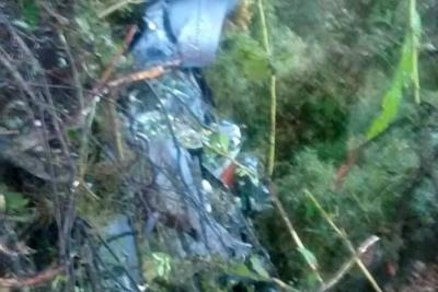 Ocho muertos dejó accidente de avioneta en Cundinamarca