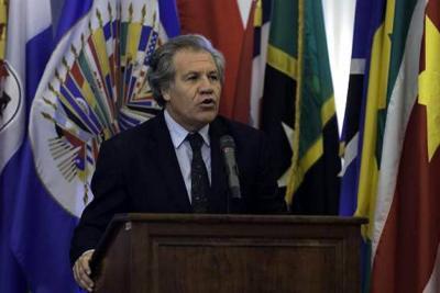 """Secretario General de la OEA dice que Constituyente en Venezuela es un """"golpe de estado"""""""