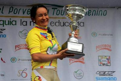 Santandereana Sanabria competirá en Panamericano de República Dominicana