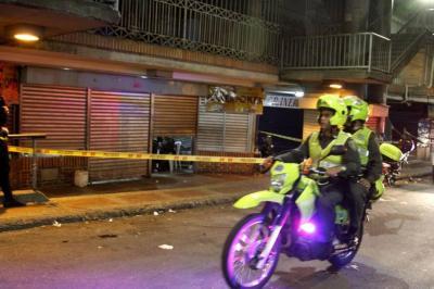 Asesinan a un hombre en la Plaza de Mercado Central de Bucaramanga