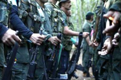 Gobierno y Farc discuten el cumplimiento de la dejación de armas