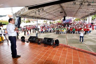 'Expedición Santander' llegará a la Provincia de Vélez