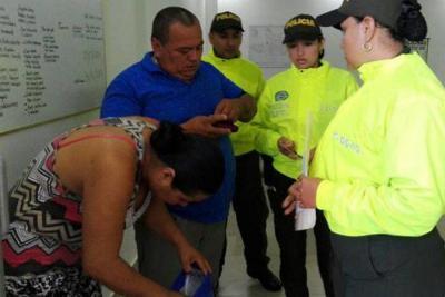 Envían a la cárcel a los padrinos de la niña asesinada en Tolima