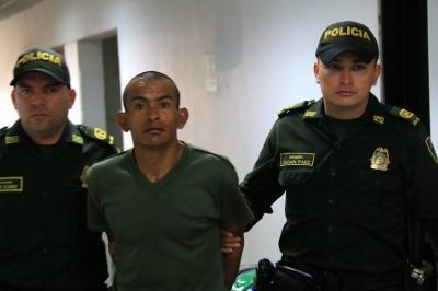 Hombre fue arrestado por asaltar a un adulto mayor en Bucaramanga