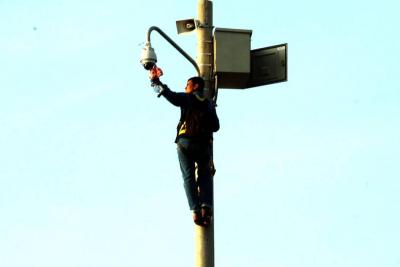 De 209 cámaras que tiene Bucaramanga, hoy solo operan 137