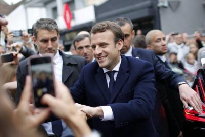 Emmanuel Macron, elegido nuevo presidente de Francia