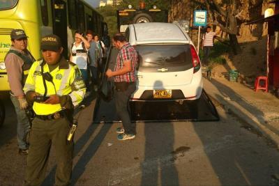 2.189 conductores ha multado la Policía por hacer 'piratería'