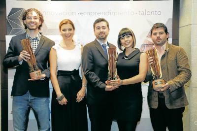 Premios al emprendimiento Everis