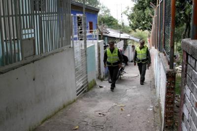 Herido policía en Bucaramanga al exigir a un hombre el bozal para su mascota